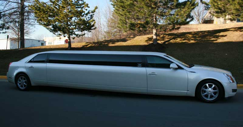 Location limousine Mende * Cadillac CTS