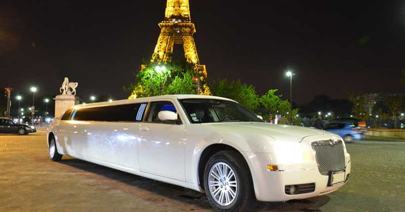 Location limousine Paris Île-de-France