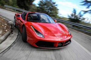 Location Ferrari Nice Alpes-Maritimes